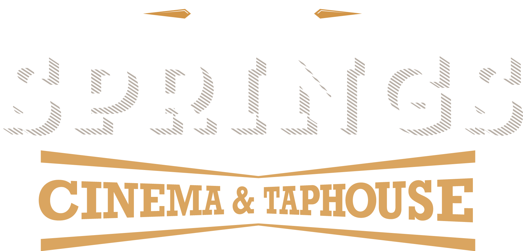The Springs Cinema & Taphouse Logo